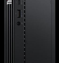 Lenovo привезла в Россию компактный компьютер ThinkCentre Tiny на новом процессоре AMD