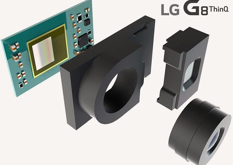 LG G8 получит продвинутую фронтальную 3D-камеру для распознавания лиц и AR