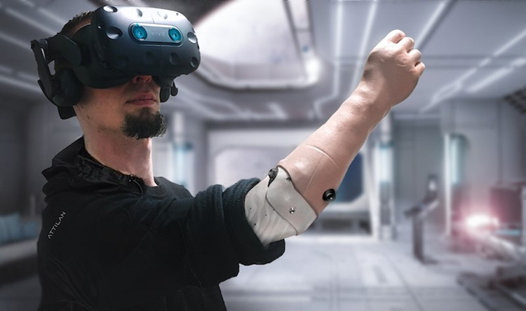 «Моторика» применила VR для адаптации к протезам в игровой форме