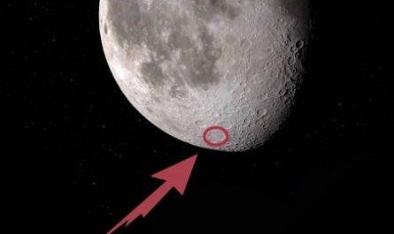 На солнечной стороне Луны обнаружили воду в большом количестве