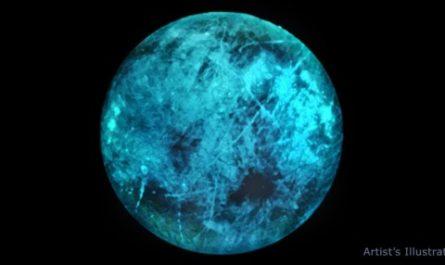 Найдена причина разноцветного свечения спутника Юпитера