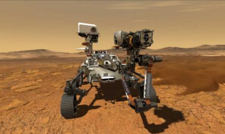 NASA планирует доставить частичку Марса на Землю