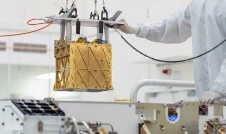 NASA создало и отправило на Марс устройство для добычи кислорода
