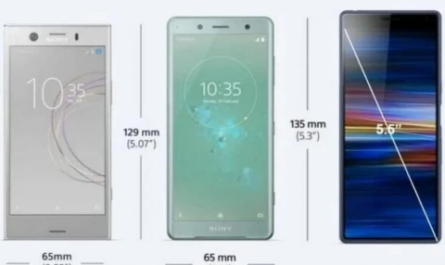 Названа ожидаемая дата анонса нового Sony Xperia Compact