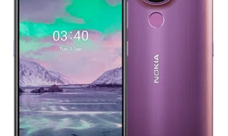 Названы ключевые характеристики смартфона Nokia 5.4