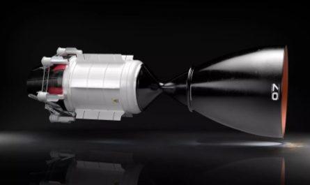 Новый ядерный двигатель позволит попасть на Марс в разы быстрее