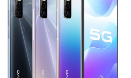 Новый vivo S7e 5G получил процессор MediaTek и продвинутую камеру