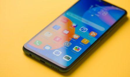 Обзор HUAWEI P Smart (2021): хорошая батарея и NFC в придачу