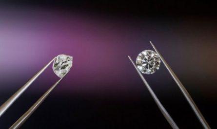 Придумана технология простого изготовления сверхпрочных алмазов