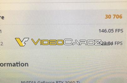 Производительность NVIDIA GeForce RTX 3060 Ti измерили в 3DMark