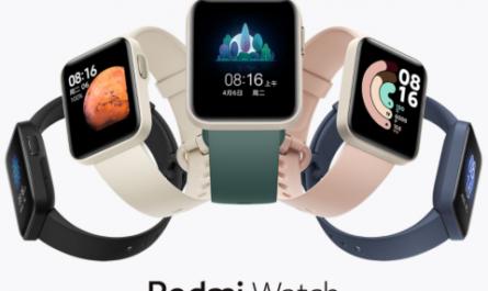 Redmi Watch: защита от воды, NFC и до 12 дней автономной работы за $45