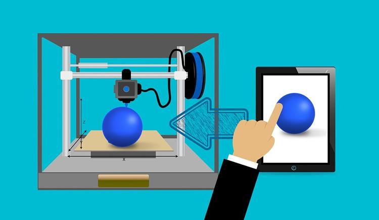 Россия изучает возможность 3D-печати деталей пилотируемых аппаратов в космосе