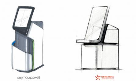 «Сбер» придумал банкомат, который похож на смартфон. Рассказываем, что в нём крутого