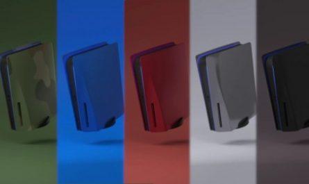 Sony закрыла бизнес производителей сменных панелей для PlayStation 5