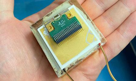 Создан компактный терагерцовый лазер, который поможет видеть сквозь препятствия и искать наркотики, взрывчатку и онкологию