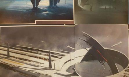 Только не Андромеда! Фанаты выяснили детали сеттинга новой части Mass Effect