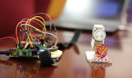 В Китае разработали самозаряжающиеся смарт-часы