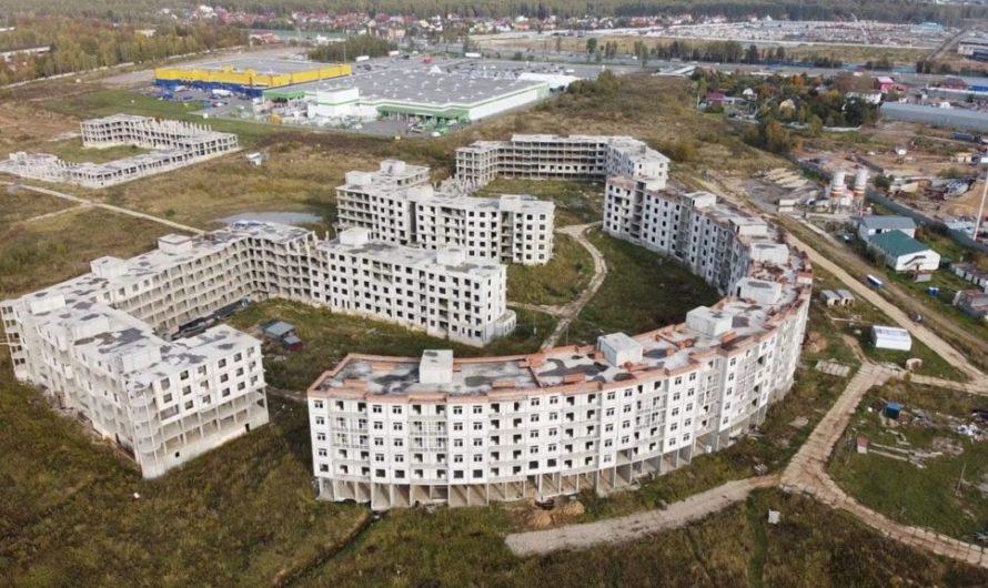 Москва достроит 14 проблемных объектов для 8 тыс. обманутых дольщиков