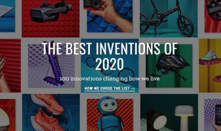 Журнал TIME назвал 100 самых полезных изобретений года. Мы выбрали самые интересные из мира IT