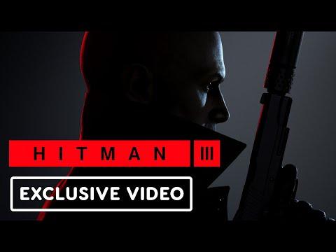 Авторы Hitman 3 представили вступительный ролик экшена [ВИДЕО]