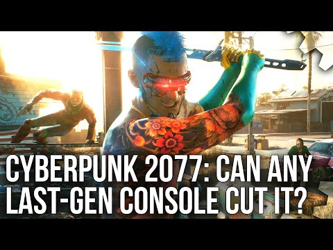Главные эксперты индустрии оценили Cyberpunk 2077 на базовых консолях. Всё плохо
