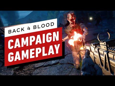 Left 4 Dead вернулась? Появилось 8 минут геймплея Back 4 Blood [ВИДЕО]