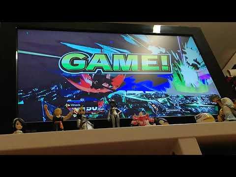 Игрок прошёл челлендж в Super Smash Bros. Ultimate за 1,58 секунды