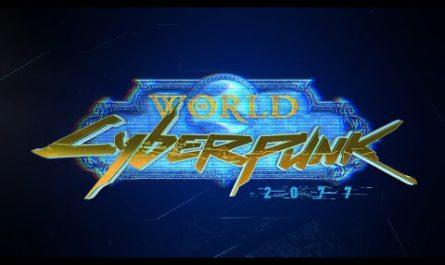 Энтузиаст воссоздал трейлер Cyberpunk 2077 в World of Warcraft. Вышло необычно [ВИДЕО]