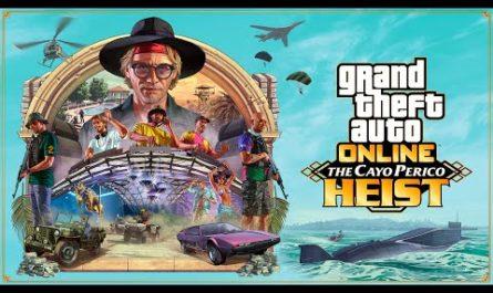 Субмарины, вечеринки и грабёж. Вышел трейлер нового крупного дополнения к GTA Online [ВИДЕО]