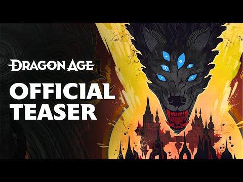 Опубликован первый трейлер новой Dragon Age [ВИДЕО]