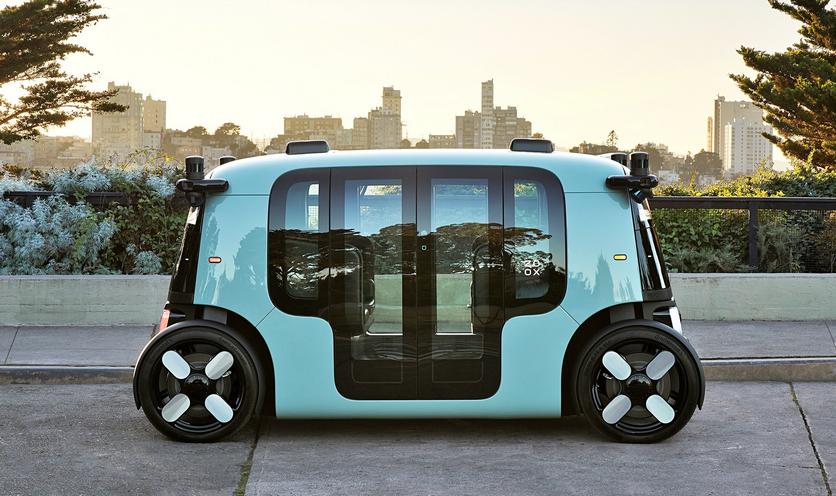 Amazon представила полностью беспилотное роботакси [ВИДЕО]