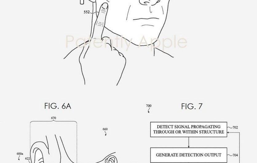 Apple разрабатывает новые способы управления наушниками AirPods