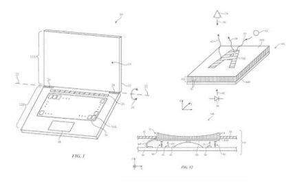 Apple запатентовала универсальную клавиатуру с «бесконечной» раскладкой