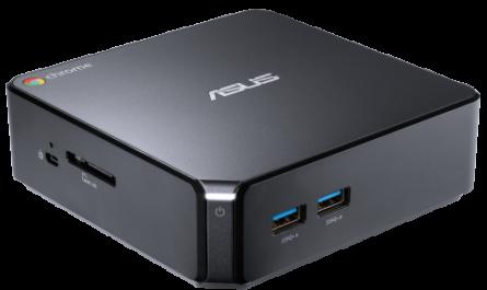 ASUS выпустила производительный мини-ПК на Chrome OS