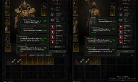 Авторы Diablo IV рассказали о разработке системы экипировки и других механик