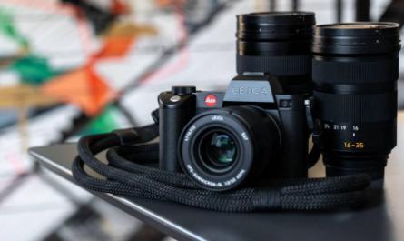 Беззеркалку Leica SL2-S с функцией «бесконечного видео» оценили в $4895