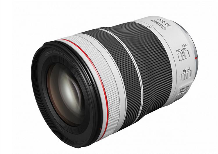 Canon из-за трудностей с производством отложила до марта релиз объектива RF 70–200mm F4L IS USM