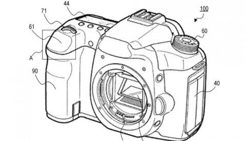 Canon может отказаться от кнопки спуска затвора в камерах