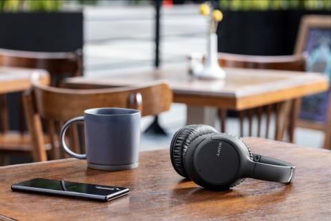 Доступное шумоподавление: 5 преимуществ наушников Sony WH-CH710N