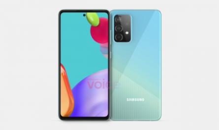Инсайдер раскрыл дизайн среднебюджетного Samsung Galaxy A52 5G