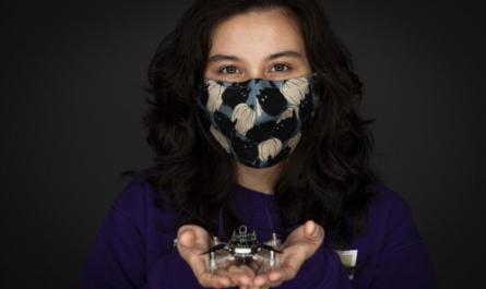 Инженеры создали роботизированного мотылька для поиска запахов [ВИДЕО]