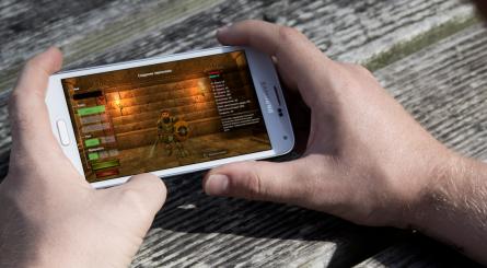 Kongardion — мобильная RPG, в которую надо сыграть