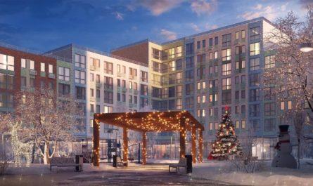Строительство первой очереди ЖК LIFE-Варшавская планируется завершить в I квартале 2021 года
