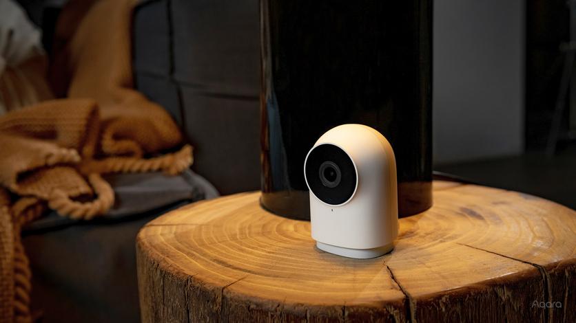 На страже безопасности: защити свой умный дом с Aqara Camera Hub G2H