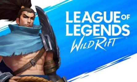 Наконец-то! В России и странах СНГ запустилась мобильная League of Legends: Wild Rift