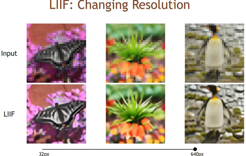 Нейросеть научили бесконечно улучшать качество изображений с низким разрешением
