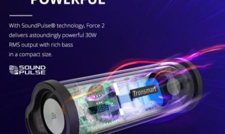 Новая колонка Tronsmart: да пребудет с тобой Force 2