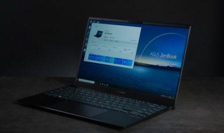 Обзор ASUS ZenBook 14 UX425EA: главный по офису