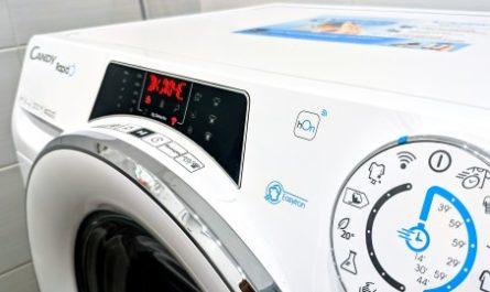 Обзор Candy RapidО: зачем стиральной машине Wi-Fi?