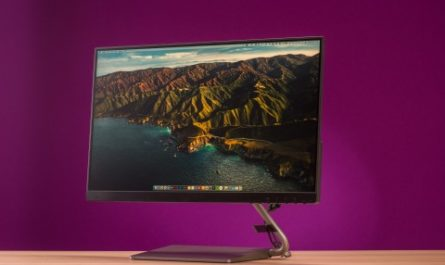 Обзор Lenovo Q24h-10: дизайн в приоритете